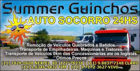 Summer Guinchos - Super Banner
